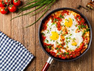 Szakszuka – jajecznica w orientalnym wydaniu