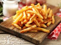 Frytki - właściwości, skład i rodzaje frytek