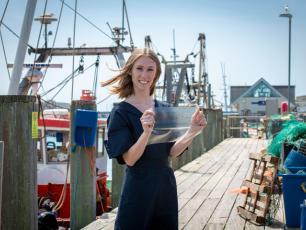 Jesteście gotowi na plastikowe opakowania z rybnych odpadów?