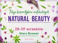 Targi kosmetyków naturalnych Natural Beauty już wkrótce w Poznaniu