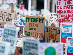 Polska młodzież dołącza do globalnego strajku klimatycznego