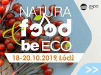 Targi Natura Food 2019 już wkrótce