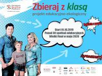 Rusza VII edycja akcji ZBIERAJ Z KLASĄ