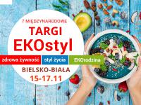 Targi Ekostyl 2019 w listopadzie w Bielsku-Białej