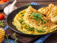 Omlet – ulubiony przysmak Napoleona Bonaparte