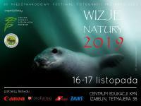 Festiwal Fotografii Przyrodniczej Wizje Natury 2019