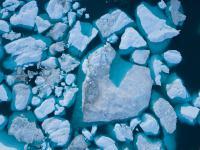 Grenlandia traci lód siedem razy szybciej niż w latach 90