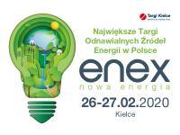 Targi ENEX w lutym z jeszcze bogatszą ofertą!