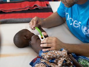 """""""Ratujmy życie dzieciom w Nigrze!"""" - apeluje UNICEF Polska"""