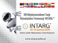 Targi INTARG® 2020 w czerwcu w Katowicach