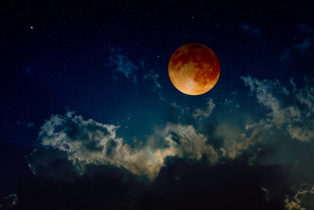 Patrzcie w górę! Na niebie pojawi się różowy superksiężyc