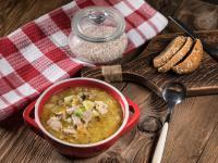 Krupnik – pożywna zupa ze zdrowotnym akcentem