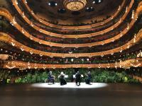 Opera w Barcelonie zagrała koncert dla… roślin