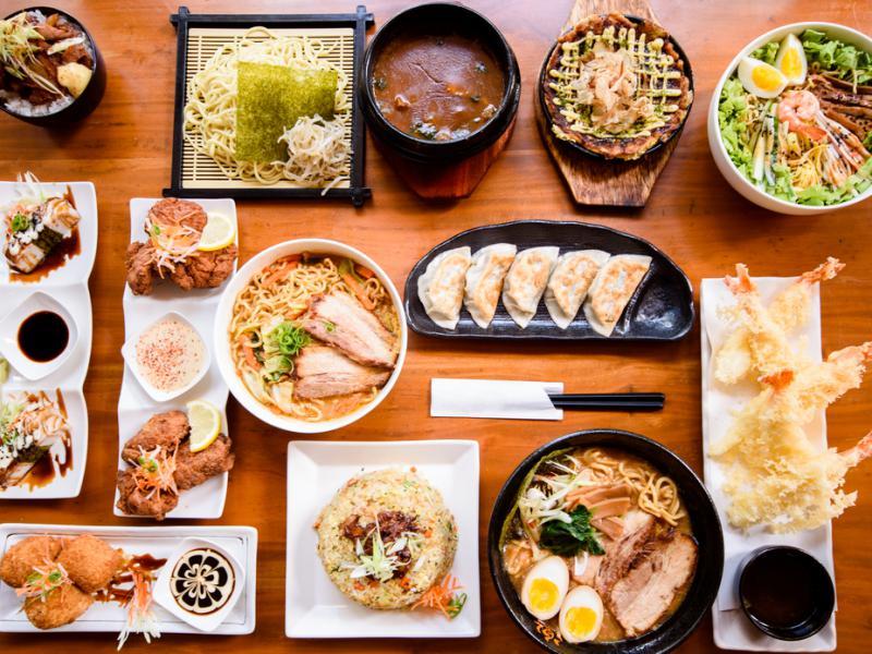 Kuchnia Japonska Historia Skladniki I Dania Kuchni Japonskiej