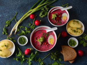 Chłodnik – kulinarny ratunek na ciepłe dni