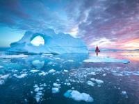 """Bezprecedensowa"" utrata lodu na Grenlandii"