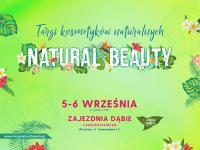 Targi kosmetyków naturalnych Natural Beauty już wkrótce we Wrocławiu