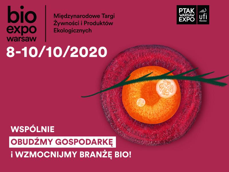 Odwiedź targi BIOEXPO w październiku w Nadarzynie