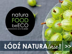 Natura Food już w weekend w Łodzi