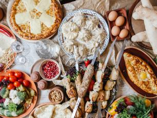 Na kulinarnym szlaku kultur. Poznajmy kuchnię gruzińską