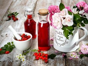 Najlepsze źródło witaminy C? Poznaj zalety soku z dzikiej róży