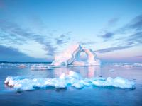 Pokrywa lodowa Grenlandii topi się najszybciej od 12 tysięcy lat