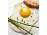 W 100% wegańskie jajko, które wygląda i smakuje jak prawdziwe