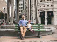Rzeźby topią się na oczach zwiedzających, podkreślając skutki zmian klimatycznych