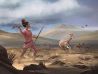 Prehistoryczne kobiety także polowały na grubego zwierza!