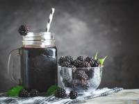 Sok z jeżyn – napój, który chroni przed rakiem?