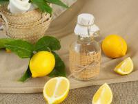 Ocet cytrynowy - przyprawa i chemia domowa w jednym