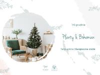 Mikołajkowe Planty x Bohemian - odwiedź targi online