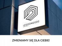 Izodom 2000 Polska wprowadza nowe logo: to odpowiedź firmy na zmieniający się rynek