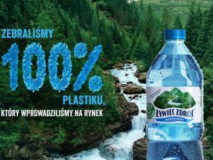 Unikalne zobowiązanie środowiskowe Żywiec Zdrój zostało zrealizowane
