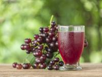 Sok z winogron, czyli zdrowsza alternatywa dla wina?