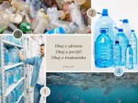 Zdrowa woda na co dzień - tak, jeśli nie wybierzesz tej w plastikowej butelce