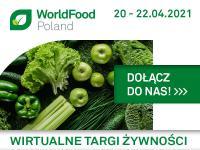 EcoFood Poland – sektor poświęcony żywności ekologicznej podczas wirtualnych targów WorldFood Poland