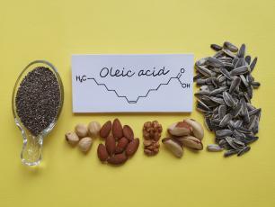 Kwas oleinowy, czyli po co człowiekowi kwasy tłuszczowe omega 9?