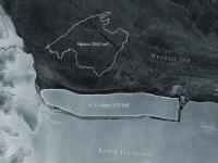 Od Antarktydy oderwała się największa na świecie góra lodowa