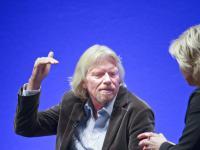 Richard Branson doleciał na skraj przestrzeni kosmicznej!