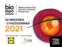 BIOEXPO Warsaw – Wielkie Święto Branży Bio we wrześniu