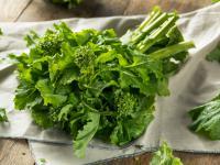 Rapini (brokuły rabe) warzywo ‒ właściwości, witaminy i wartości odżywcze rapini