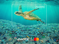 Startup Pacific.org wyda ekologiczne karty płatnicze stworzone z plastiku z oceanu