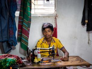 Liczba dzieci zmuszanych do niewolniczej pracy rośnie
