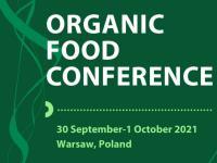 Organic Food Coference - online i na żywo z Warszawy pod koniec września