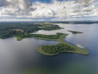 Najgłębsze jeziora w Polsce