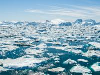 Na ośnieżonym szczycie Grenlandii po raz pierwszy w historii spadł deszcz