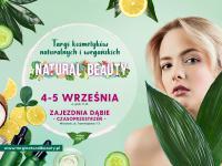 Targi Natural Beauty już za kilka dni we Wrocławiu