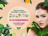 Natural Beauty - targi kosmetyków naturalnych ponownie we Wrocławiu!