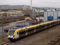 Rekord prędkości ekologicznego pociągu w Szwecji